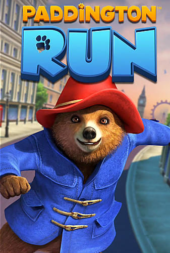 Paddington run poster