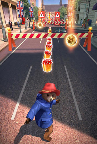 安卓平板、手机Paddington run截图。