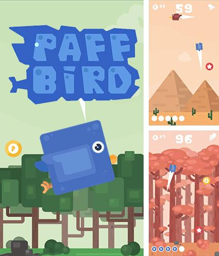 In addition to the game Cube blast rescue toy block for Android phones and tablets, you can also download Paffbird for free.