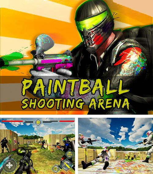 En plus du jeu Seconde guerre mondiale: Agent secret pour téléphones et tablettes Android, vous pouvez aussi télécharger gratuitement Arène de tir de paintball: Bataille réelle au champ de combat, Paintball shooting arena: Real battle field combat.