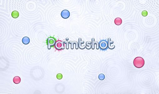 Paintshot bubbles