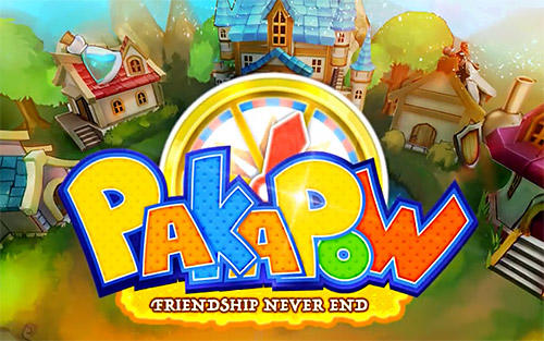 Pakapow: Friendship never end обложка