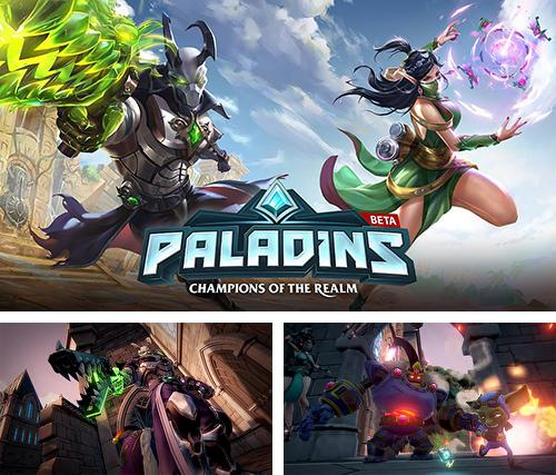 laagste korting baby voor het hele gezin Paladins: Champions of the realm for Android - Download APK free