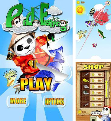 In addition to the game Chicks and Turtles for Android phones and tablets, you can also download Panda Fishing for free.
