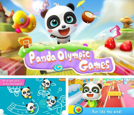 Panda Olympic games: For kids