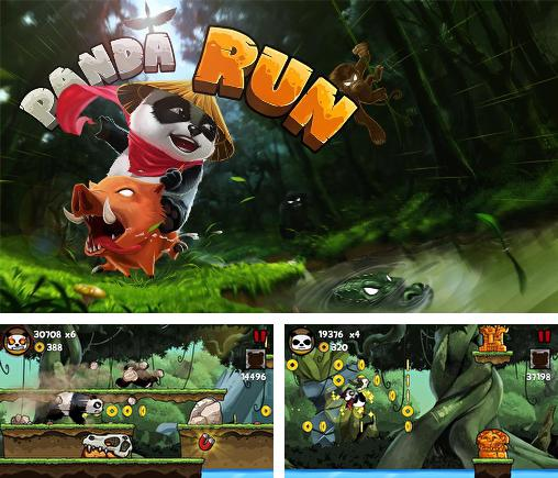 Panda run by Divmob