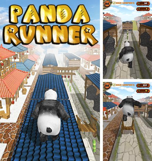 In addition to the game Thor The Hedgehog for Android phones and tablets, you can also download Panda runner: Jump and run far for free.