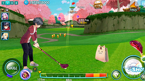 Pangya mobile screenshot 3