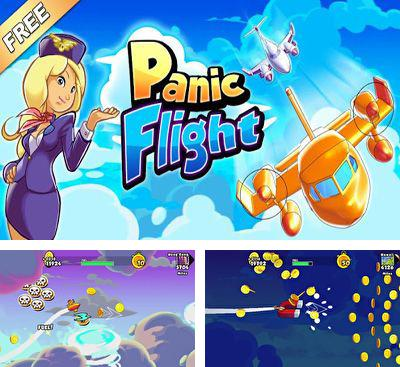 In addition to the game Lame Castle HD for Android phones and tablets, you can also download Panic Flight for free.