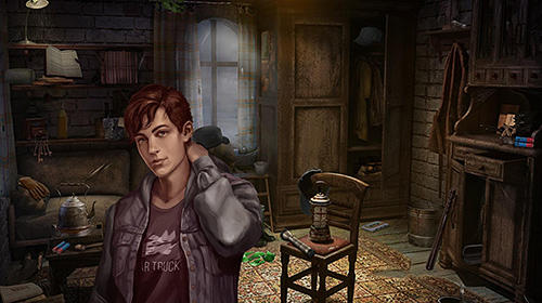 Screenshots von Panic room 2: Hide and seek für Android-Tablet, Smartphone.