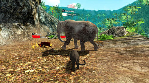 Panther online screenshot 2