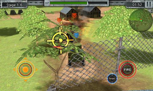 Screenshots do Panzer ace online - Perigoso para tablet e celular Android.