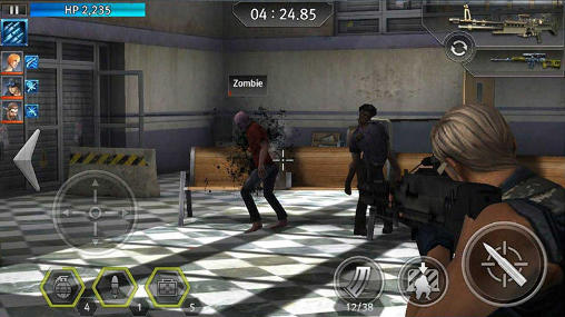 Kostenloses Android-Game Freitag Nacht: Jason Killer Multiplayer. Vollversion der Android-apk-App Hirschjäger: Die Friday night: Jason killer multiplayer für Tablets und Telefone.