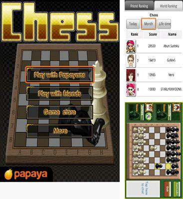 Papaya Chess