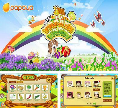 In addition to the game Mac Hunter for Android phones and tablets, you can also download Papaya Farm for free.