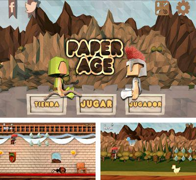 In addition to the game FarmStory for Android phones and tablets, you can also download Paper Age for free.