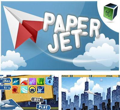 In addition to the game Pond for Android phones and tablets, you can also download Paper Jet Full for free.