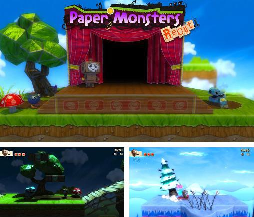 In addition to the game Cordy 2 for Android phones and tablets, you can also download Paper monsters: Recut for free.