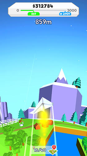 Paper plane planet screenshot 4