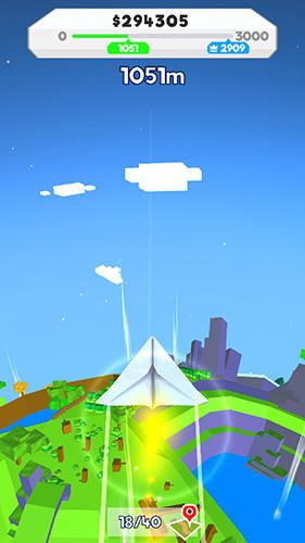 Paper plane planet screenshot 5