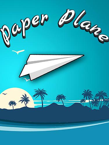 free cardstock plane game