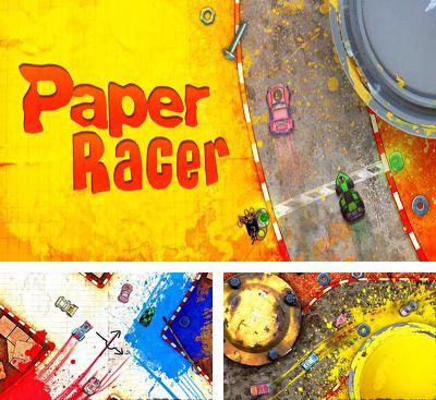 In addition to the game Forgotten Mysteries for Android phones and tablets, you can also download Paper Racer for free.