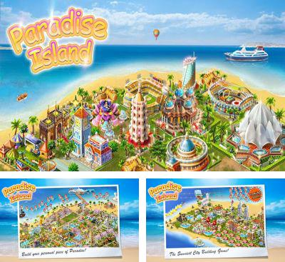 In addition to the game Big Business for Android phones and tablets, you can also download Paradise Island for free.