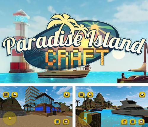 Paradise island craft: Sea fishing and crafting