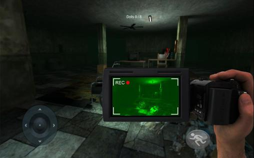 Download Paranormal asylum Android free game.