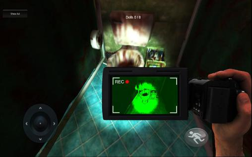 Screenshots von Paranormal asylum für Android-Tablet, Smartphone.