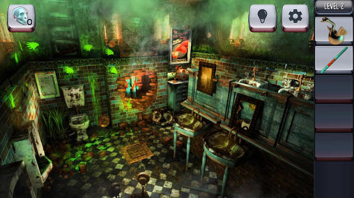 Screenshots do Paranormal escape - Perigoso para tablet e celular Android.