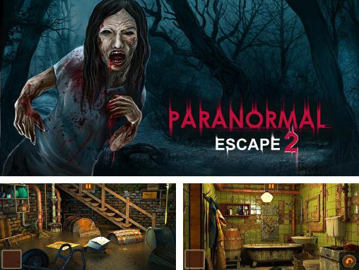In addition to the game House of Fear - Escape for Android phones and tablets, you can also download Paranormal escape 2 for free.