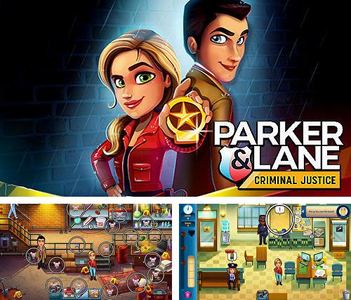 Parker and Lane: Criminal justice