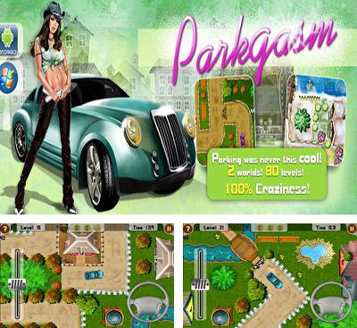 In addition to the game Road Cross for Android phones and tablets, you can also download Parkgasm for free.