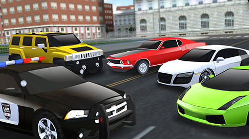 Parking frenzy 3D simulator screenshot 1