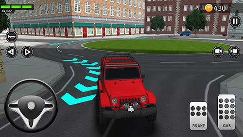 Parking frenzy 3D simulator screenshot 2