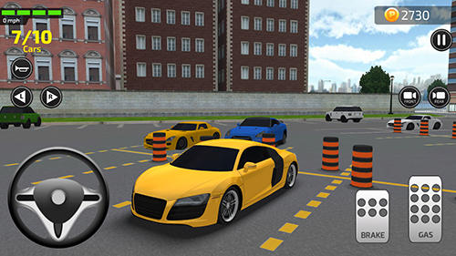 Parking frenzy 3D simulator screenshot 3