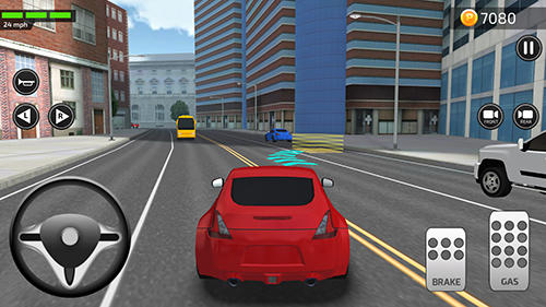 Parking frenzy 3D simulator screenshot 4