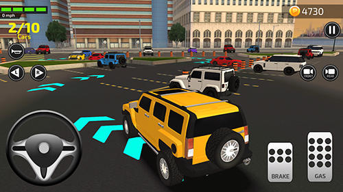 Parking frenzy 3D simulator screenshot 5