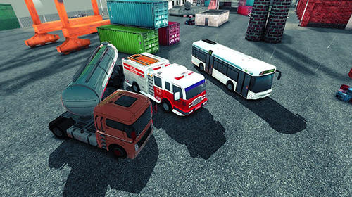 Parking games: Car parking 3D screenshot 2