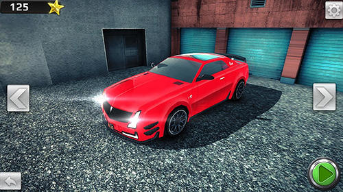 Screenshots von Parking games: Car parking 3D für Android-Tablet, Smartphone.