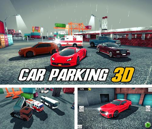 Parking games: Car parking 3D