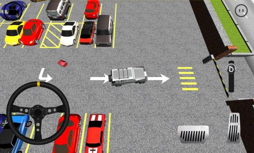 Parking madness screenshot 1