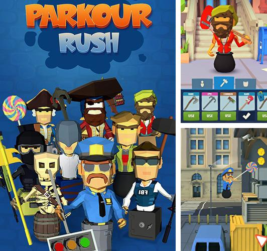 In addition to the game Parkour rush for Android, you can download other free Android games for TrekStar T1 N.