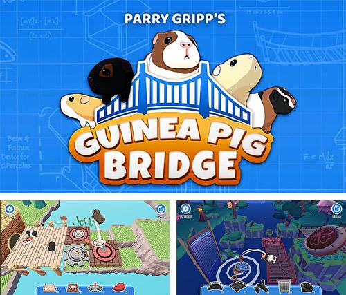 Parry Gripp`s Guinea pig bridge!