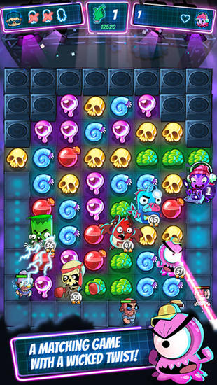 Party monsters screenshot 1