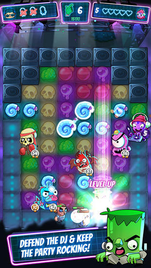 Party monsters screenshot 3
