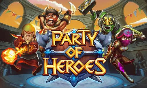 Party of heroes обложка