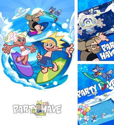 In addition to the game World Of Trips for Android phones and tablets, you can also download Party Wave for free.