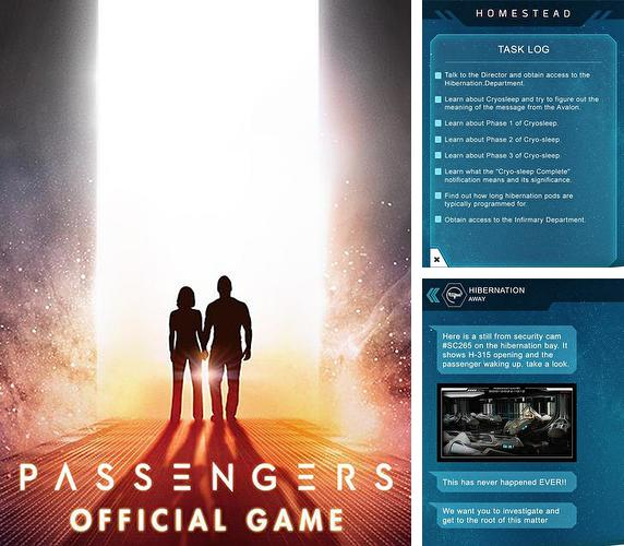 Passengers: Official game